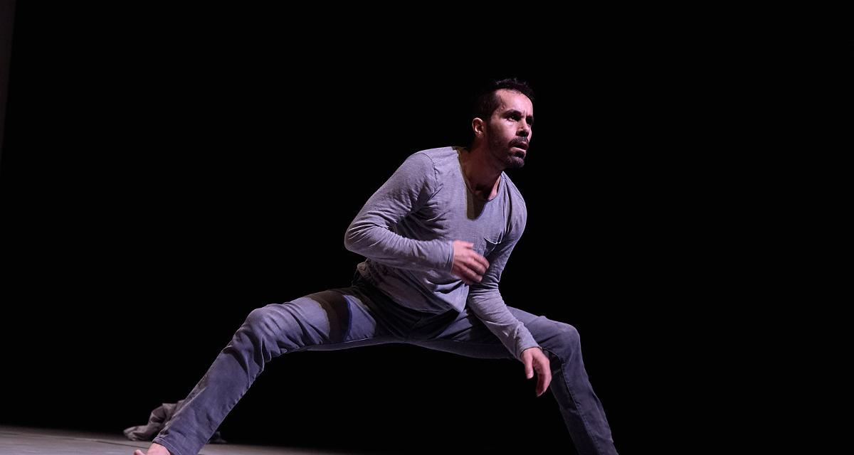 El bailarín Daniel Abreu protagonizará el espectáculo 'En la naturaleza' en el Templo de Diana