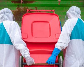 La pandemia obliga a que Eljas cambie el modo de tirar la basura para frenar los contagios