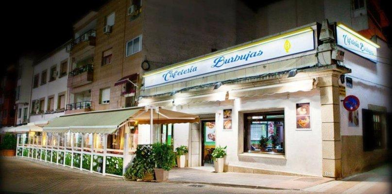 Cafetería Burbujas de Coria permanecerá cerrada por dos positivos por Covid