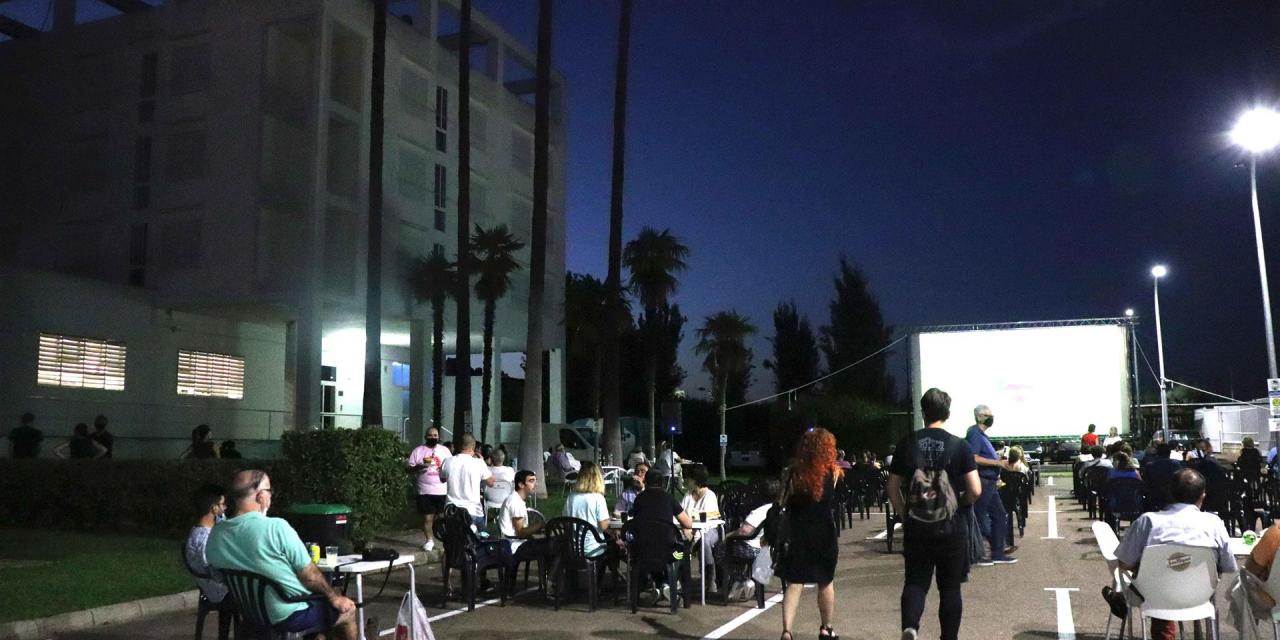 El ciclo de cine de verano de la Fundación CB cierra con más de 10.000 espectadores