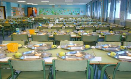 Los escolares extremeños que tengan comedor escolar podrán llevarse la comida a casa