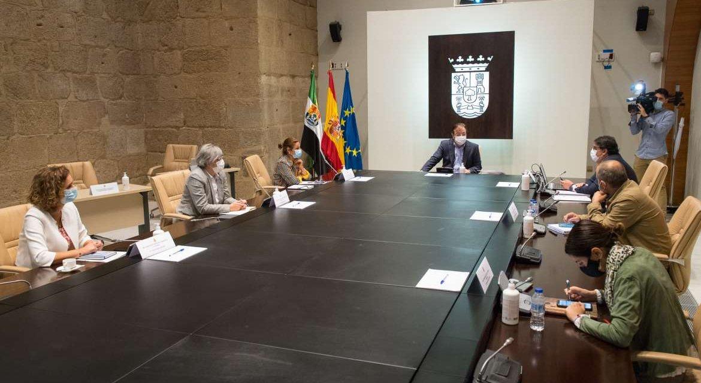 El Consejo de Gobierno decide este viernes si decreta por segunda vez el cierre perimetral de Vegaviana