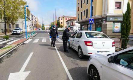 La Policía Local de Coria realizará una campaña de vigilancia y control de distracciones al volante