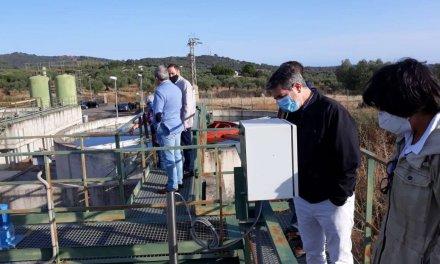 La escasez de agua obliga a mejorar el abastecimiento de Fregenal e Higuera la Real