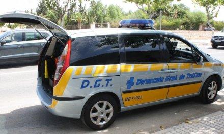 Policía Local y DGT realizan controles de velocidad en Moraleja