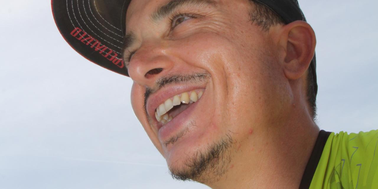 Fallece a los 42 años el conocido triatleta cauriense Diego Paredes