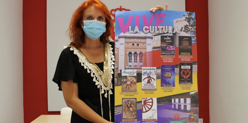 Don Benito mantiene su oferta cultural supeditada a la evolución de la crisis sanitaria