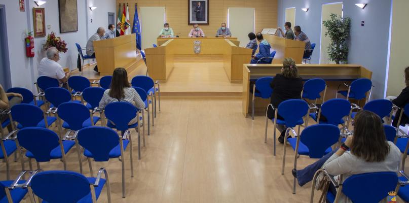 Don Benito repartirá 7.600 mascarillas para escolares de la ciudad y de las entidades locales