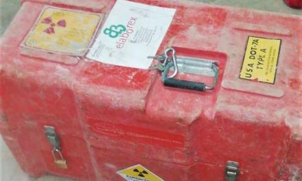El Consejo de Seguridad Nuclear alerta del robo de un equipo radiactivo en Mérida