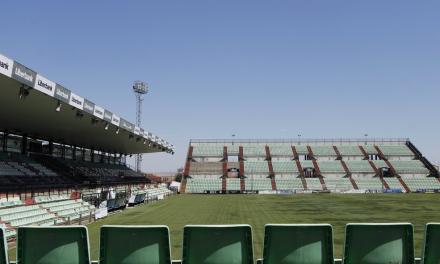 Mérida adjudica por 38.720 euros la conservación del césped del Estadio Romano