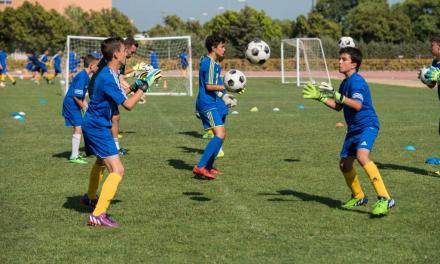 Olivenza aplaza el inicio de las escuelas deportivas para no interferir en un regreso seguro a las aulas