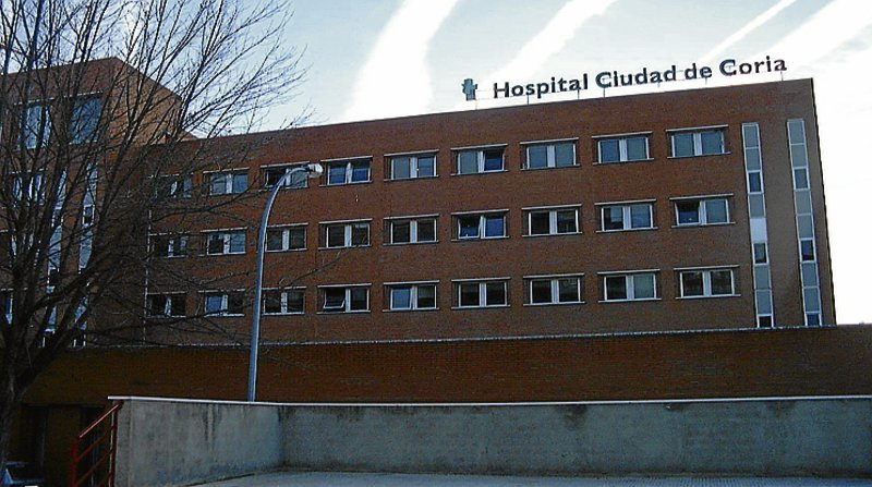 El área de Coria se convierte en la única de Extremadura sin pacientes Covid ingresados y sin nuevos positivos