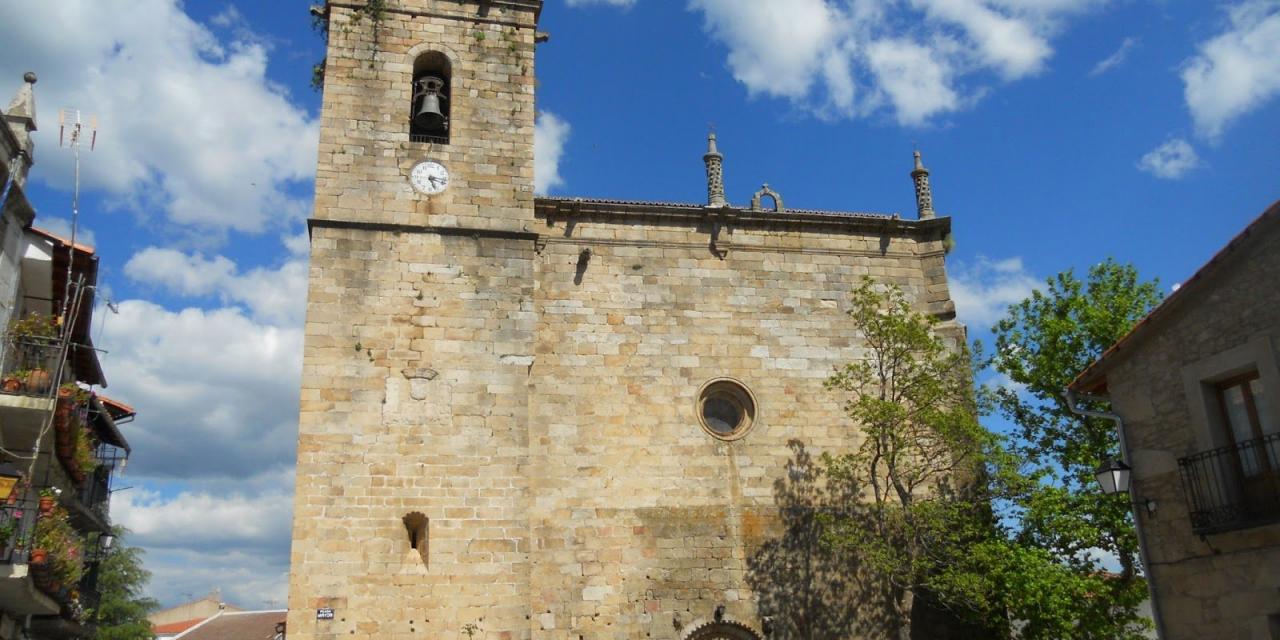 Aprovechan un funeral para robar en el interior de la Iglesia de Hoyos