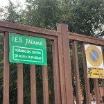 El IES Jálama pide a los estudiantes que opten por acudir a clase con mascarillas FFP-2