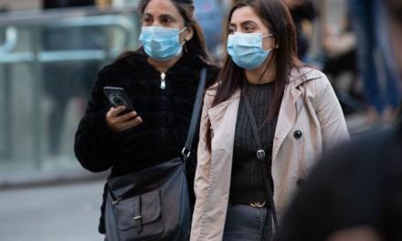 Preocupación en Extremadura que detecta en sólo 24 horas 128 nuevos contagiados por Covid