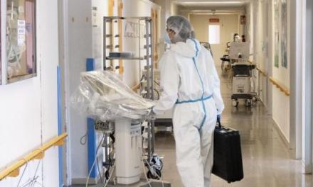La pandemia deja en Extremadura 8 nuevos fallecidos y 485 contagiados en 24 horas