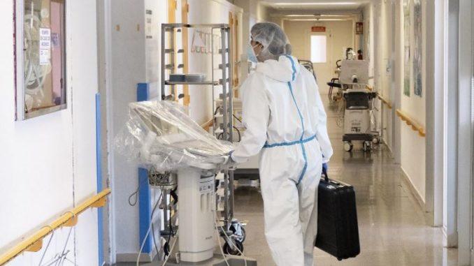 Fallece por coronavirus un varón de 84 años de Ahillones