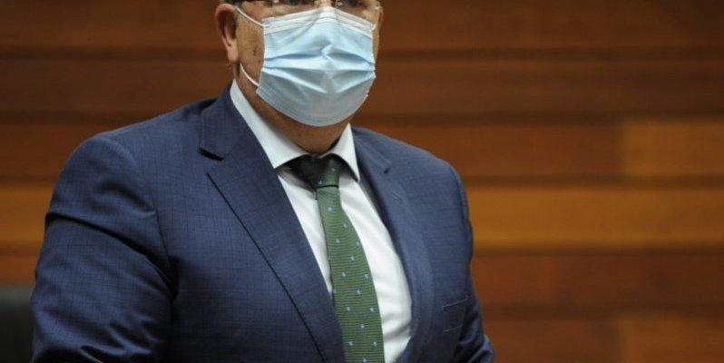 Monago reclama 14 millones de euros para inversiones en la ciudad de Badajoz