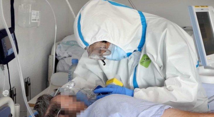 Badajoz notifica una muerte, dos brotes y 35 positivos por el virus