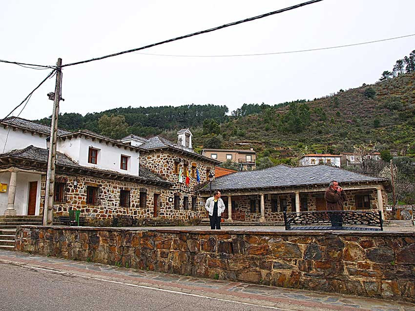 El municipio hurdano de Nuñomoral vive momentos complicados con 17 vecinos positivos