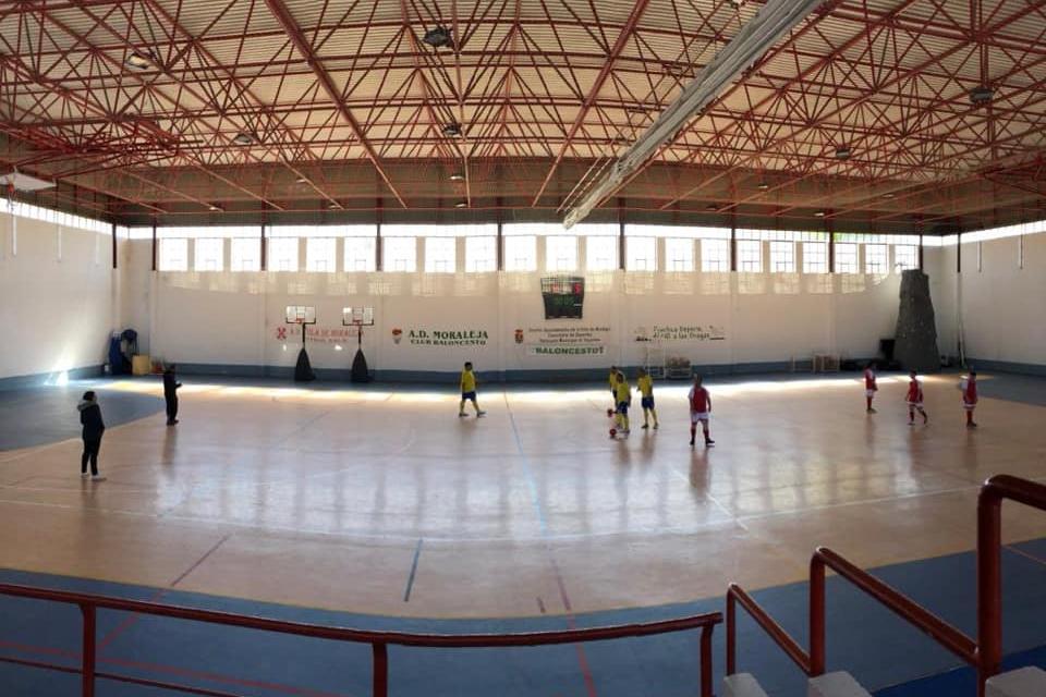 Moraleja abre el plazo para solicitar instalaciones deportivas municipales hasta el día 21