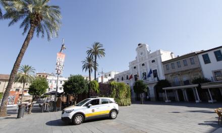 Cerca de una treintena de ciudadanos de Mérida tendrá que afrontar multas por no llevar mascarilla
