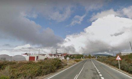 Tres personas resultan heridas en un accidente de tráfico en Jaraíz de la Vera