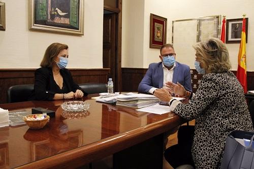 Mérida ampliará su colaboración con el Banco de Alimentos