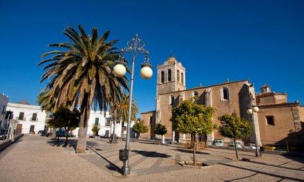 El TSJEx confirma el cierre perimetral de Los Santos de Maimona por la elevada incidencia de Covid
