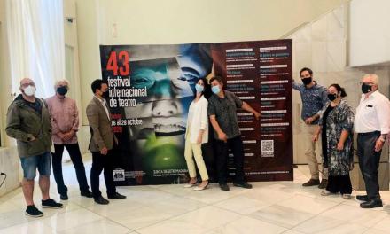 El Festival Internacional de Badajoz llegará cargado de danza y teatro en octubre