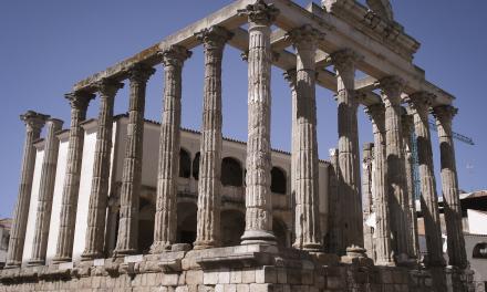 Mérida celebrará por primera vez su feria del libro en el Templo de Diana