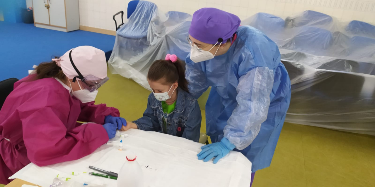 El 66% de los pacientes con Covid diagnosticados en Extremadura son asintomáticos