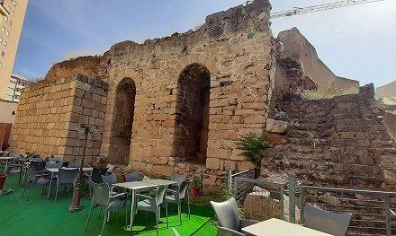 Mérida comprará la Torre Albarrana para integrarla en el proyecto del Teatro María Luisa