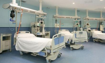 Nueve pacientes con Covid están en la UCI del Virgen del Puerto de Plasencia