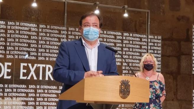 La preocupación crece en Extremadura, que supera en 24 horas el centenar de contagios por Covid