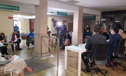 El Hospital Virgen de la Montaña acogerá los centros de salud del Centro y Plaza de Argel