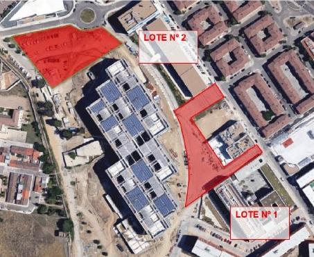 Comienzan las obras de reforma de la plaza del Tercer Milenio en Mérida
