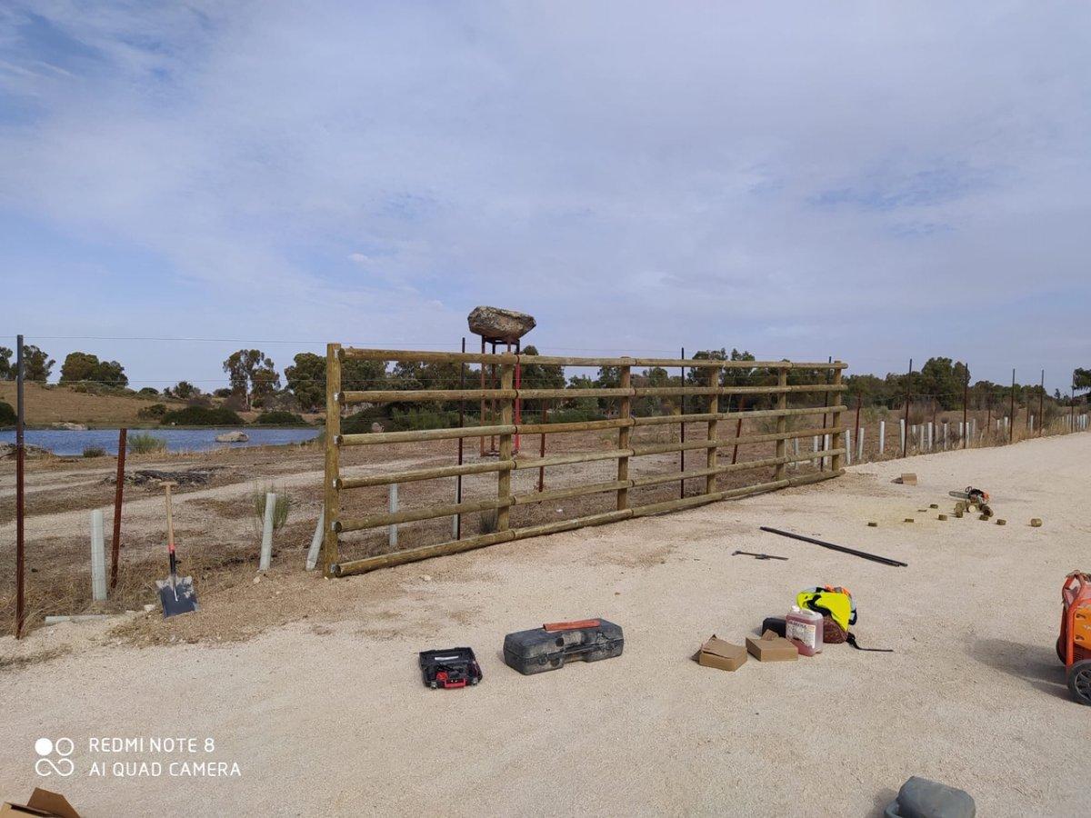 Malpartida de Cáceres tendrá un observatorio de aves en el Humedal de las Cigüeñas