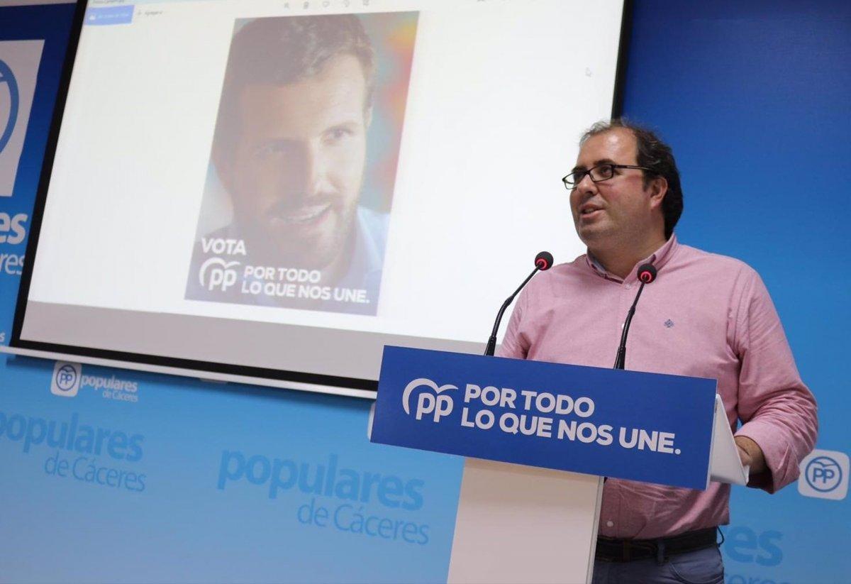 Casado elige al extremeño Alberto Casero para la comisión de Congreso
