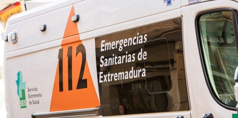 Fallece una mujer de 80 años tras ser atropellada por un furgón en Jerez de los Caballeros