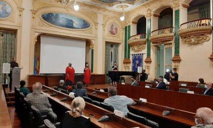 El Aula de Flamenco de Badajoz homenajea a la bailaora Cristina Hoyos