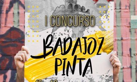 """Cerca de 40 artistas participarán en la primera edición de """"Badajoz Pinta"""""""