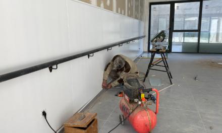 El Ayuntamiento de Coria prevé que las obras del centro de día finalicen próximamente