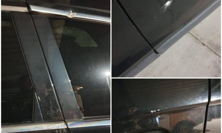 Pedradas y patadas contra el vehículo del alcalde de Talayuela