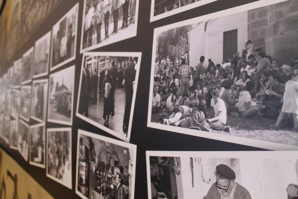 Los vecinos de Don Benito podrán disfrutar de una exposición fotográfica con más de 30 años