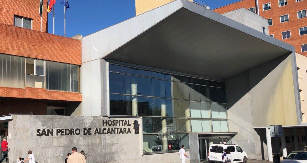 Cáceres tiene 82 ingresados por Covid, suma 69 contagios y un fallecido