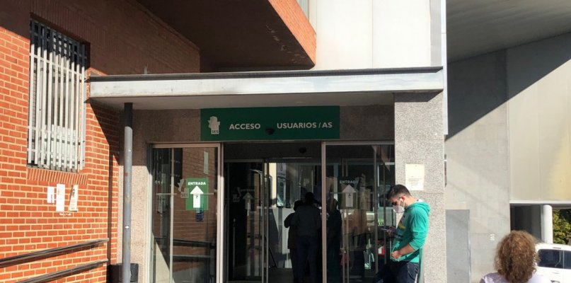 Cáceres tiene 47 hospitalizados por coronavirus, cuatro en la UCI