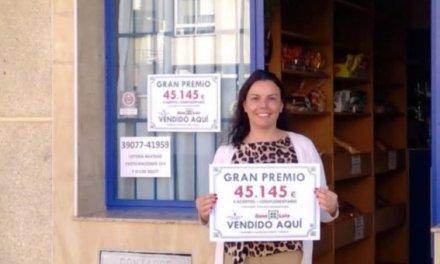 La Bonoloto deja más de 45.000 euros en Moraleja