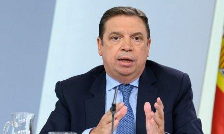 El ministro de Agricultura confía en que Zafra recupere la normalidad en la próxima edición