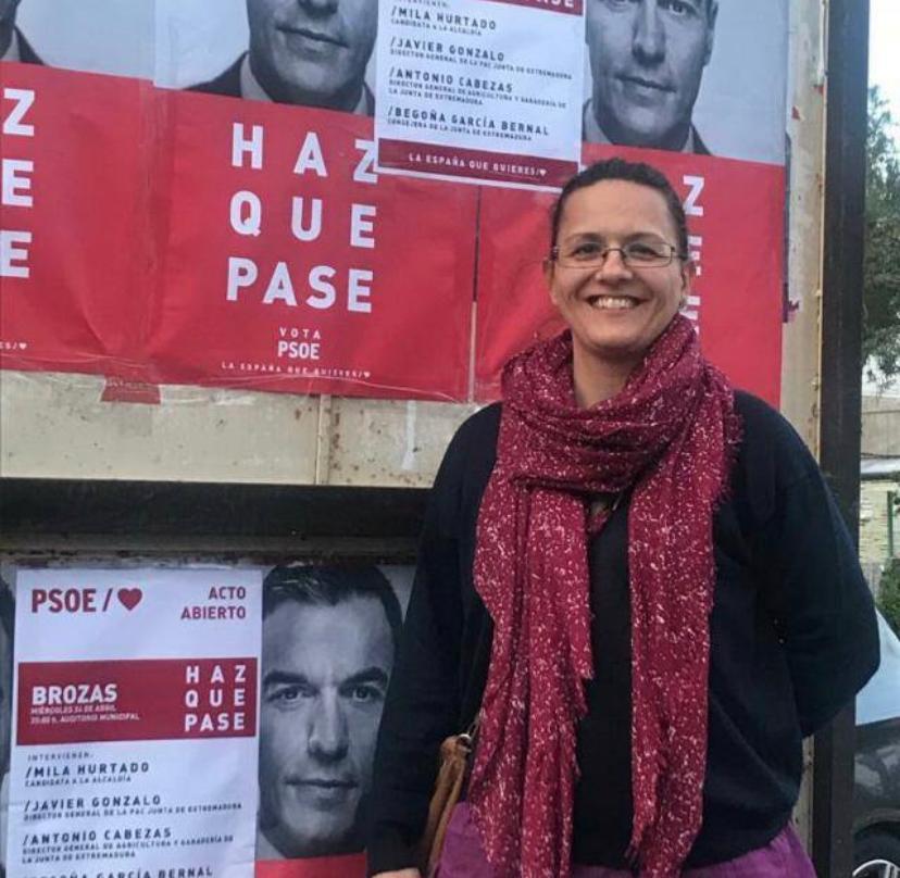 PSOE y Unidas Podemos presentan una moción de censura al alcalde de Brozas